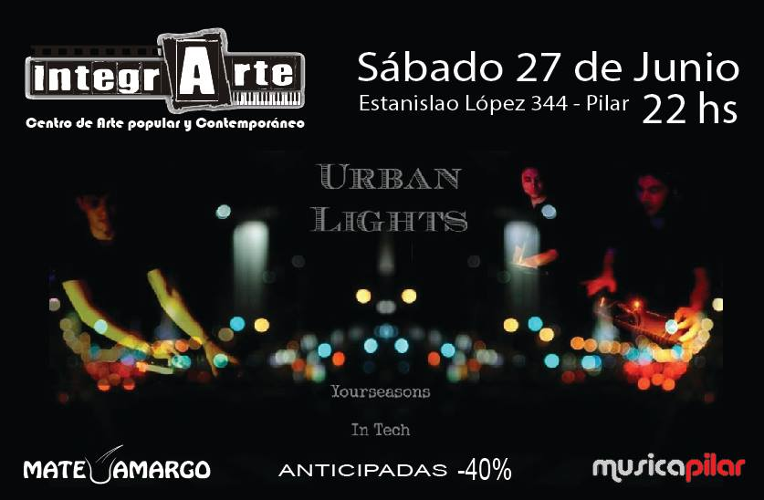Urban Lights - Yourseasons + In tech en IntegrArte
